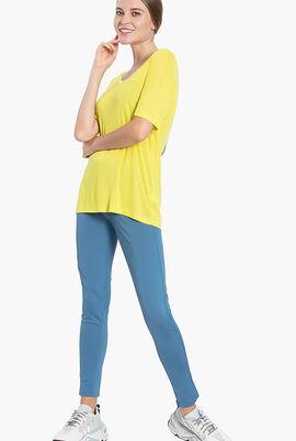 Motion Lightweight Ribbed T-shirt