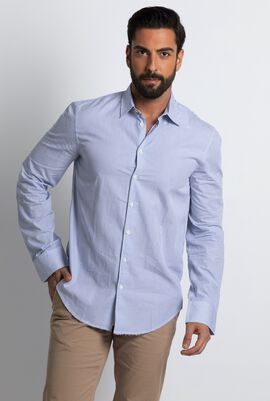 Sigmund XL Stripe Long Sleeve Shirt