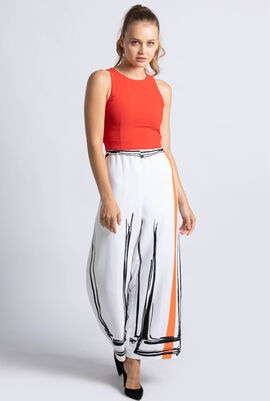 Rachele Printed Trouser