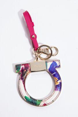Gancini Key Ring