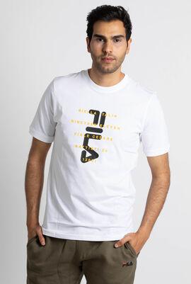 قميص تي-شيرت مطبوع
