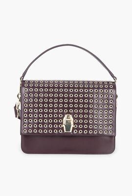 Milano Eyelet Crossbody Bag