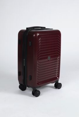 حقيبة بأربع عجلات خفيفة الوزن