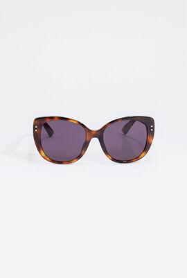 Lady Studs 4F Oversized Sunglasses