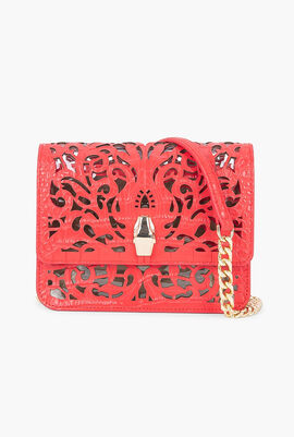 Milano Cut-Out Crossbody Bag