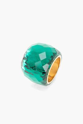 Nirvana Emerald Ring, 52mm