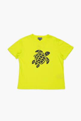 Turtle 3D Effect T-shirt