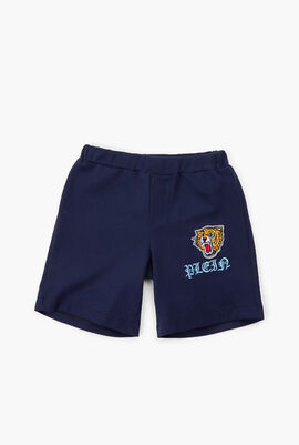 Tiger Patch Shorts