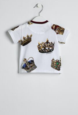 King's Embroidered T-Shirt