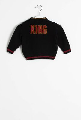 The King Sweater