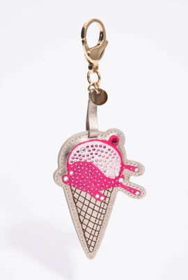 No Regrets Ice Cream Bag Charm