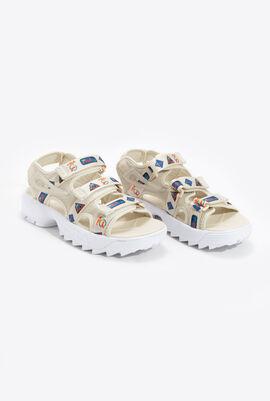 Disruptor Repeat Sandals
