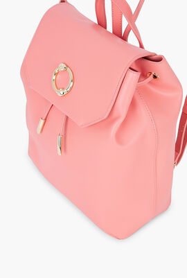 Doris Leather Backpack