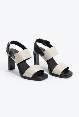 D Jenieve A Ankle Strap Sandals
