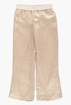 Flare Cut Trousers