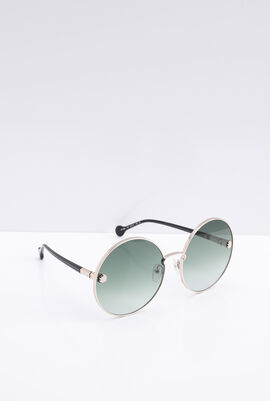 Oversized Round Women's Sunglasses
