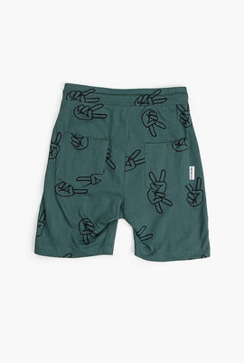 All Over Print Shorts