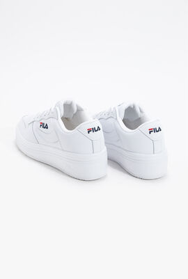 WX-100 Leather Sneakers