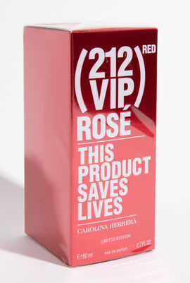 212 VIP Rose Red Eau de Parfum Limited Edition, 80 ml