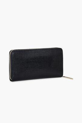 Corrole Long Zip Around Wallet