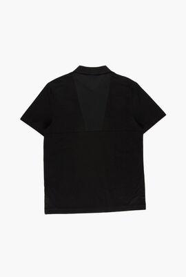 Lacoste SPORT Paneled Ultra-Light Polo Shirt