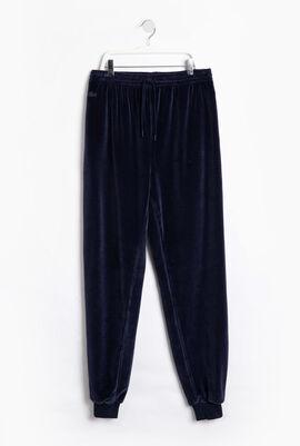Velour Terrycloth Urban Sweatpants