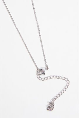 Swan Lake Pendant Necklace