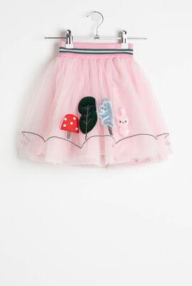 Gonna Rosa Tulle Skirt