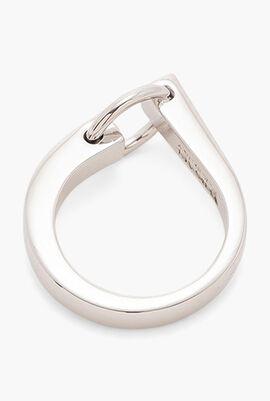 Versus Debossed Ring