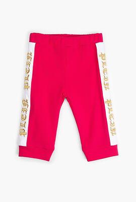 Sarah Embroidered Jogger Pants