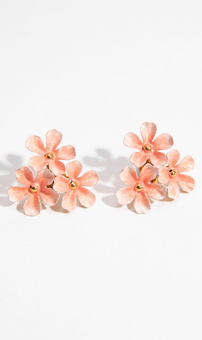 Daniella Flower Stud Earrings