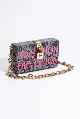 Fashion Devotion Evening Clutch