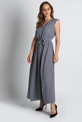 Luis Printed Dress