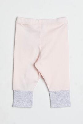 Folded Cuff Leggings