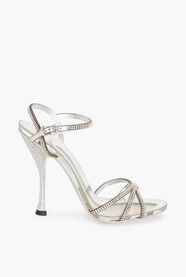 Keira Metallic Sandals