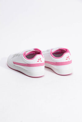 Courtclay PS Sport Optical White/Pink Carnation Sneakers