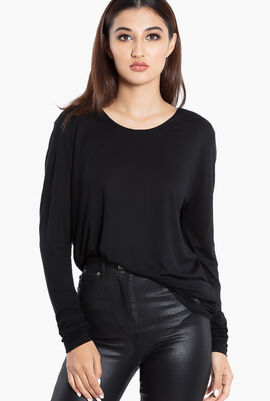 Plain Long Sleeves T-Shirt