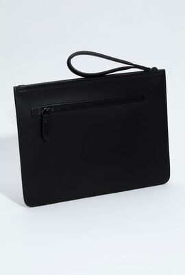 Firenze Leather Clutch