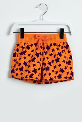 All Over Turtle Print Shorts