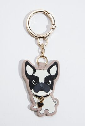Allegra Bulldog Key Ring