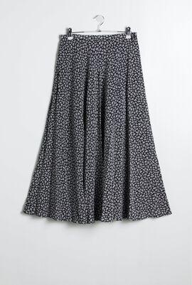 Apollo Printed Skirt