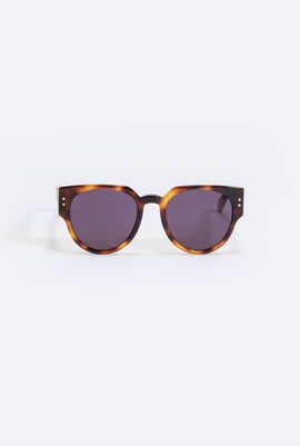 Lady Studs 3 Oversized Sunglasses