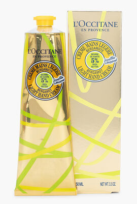 Shea Bergamot Light Hand Cream, 150ml