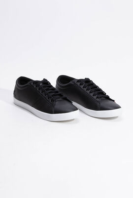 Flag Premium Black Sneakers