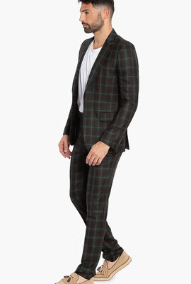 Tailored Fit 2 Button Suit