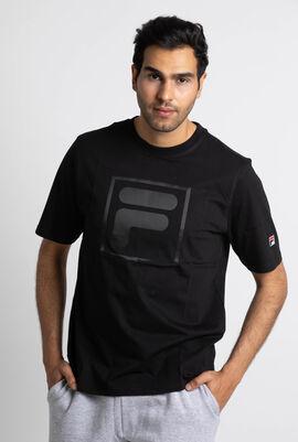 Tonal Twill F-Box T-Shirt