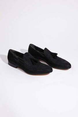 Loano Tweed Loafers