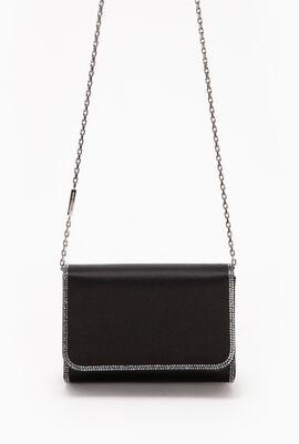 Satin Caovilla Shoulder Bag