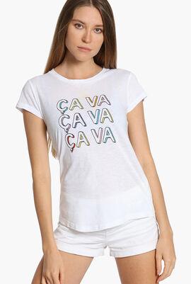 Skinny CA VA T-Shirt