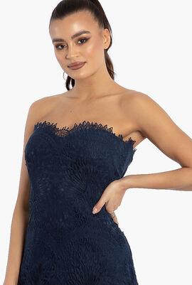 Lace Long Gown